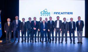 Costa - Fincantieri