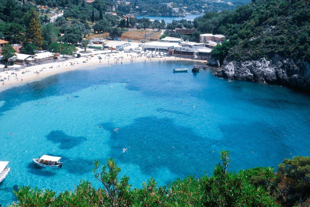 Corfou croisière en Grèce 2021