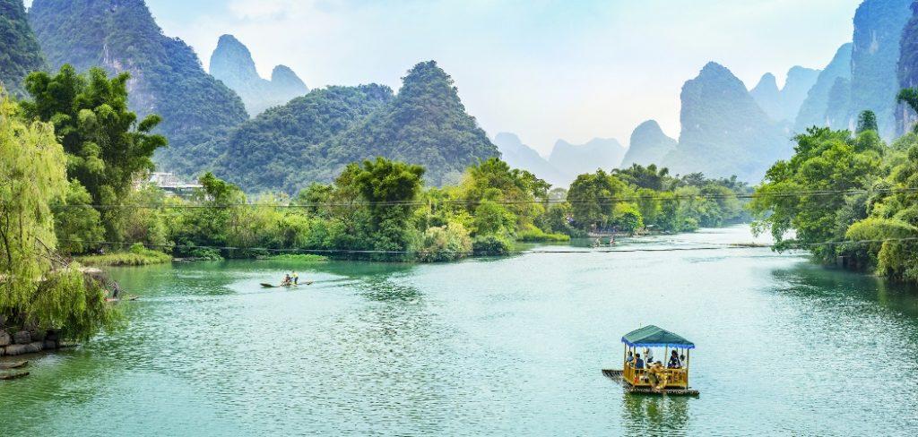 croisière en Chine 2021