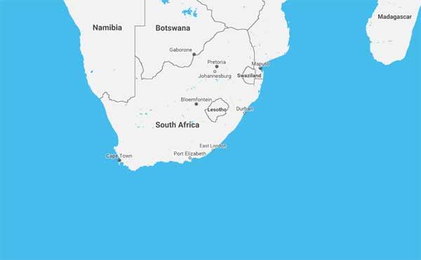 croisière en Afrique