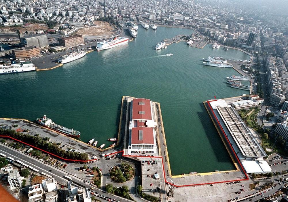port de Pirée Athènes