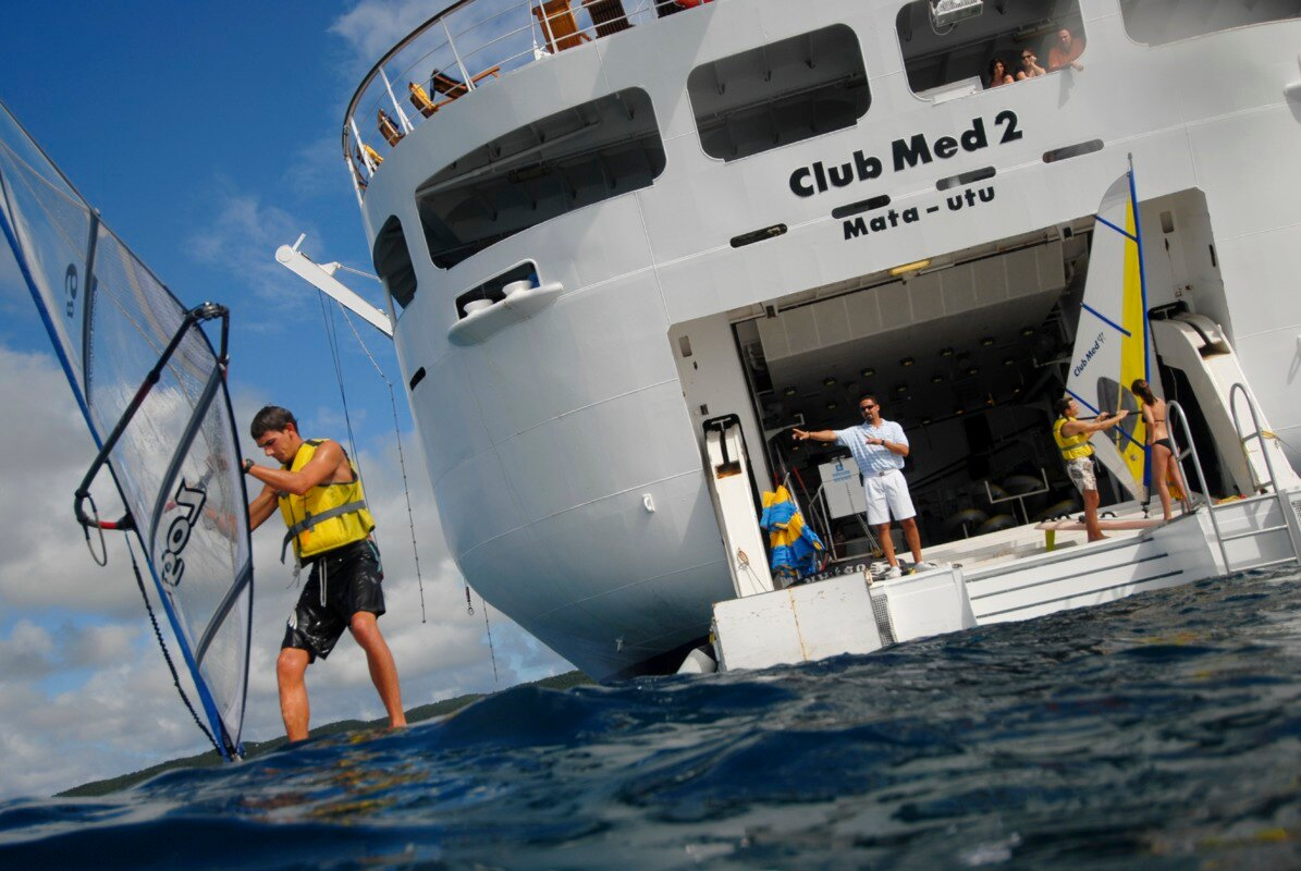 sport nautique club Med 2